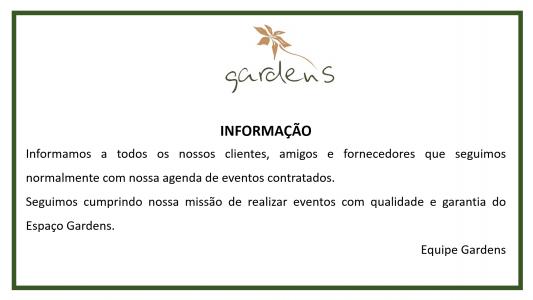gardens Nota